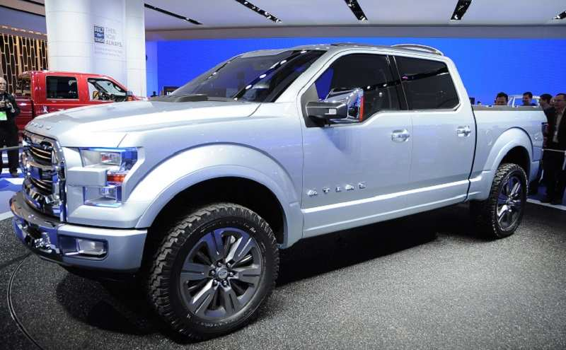 17 All New Ford Atlas 2020 Redesign And Review
