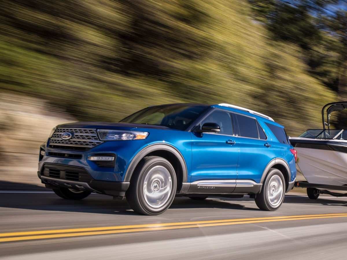 17 All New Ford Phev 2020 Pricing