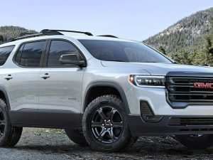 17 All New New Gmc Acadia 2020 Engine