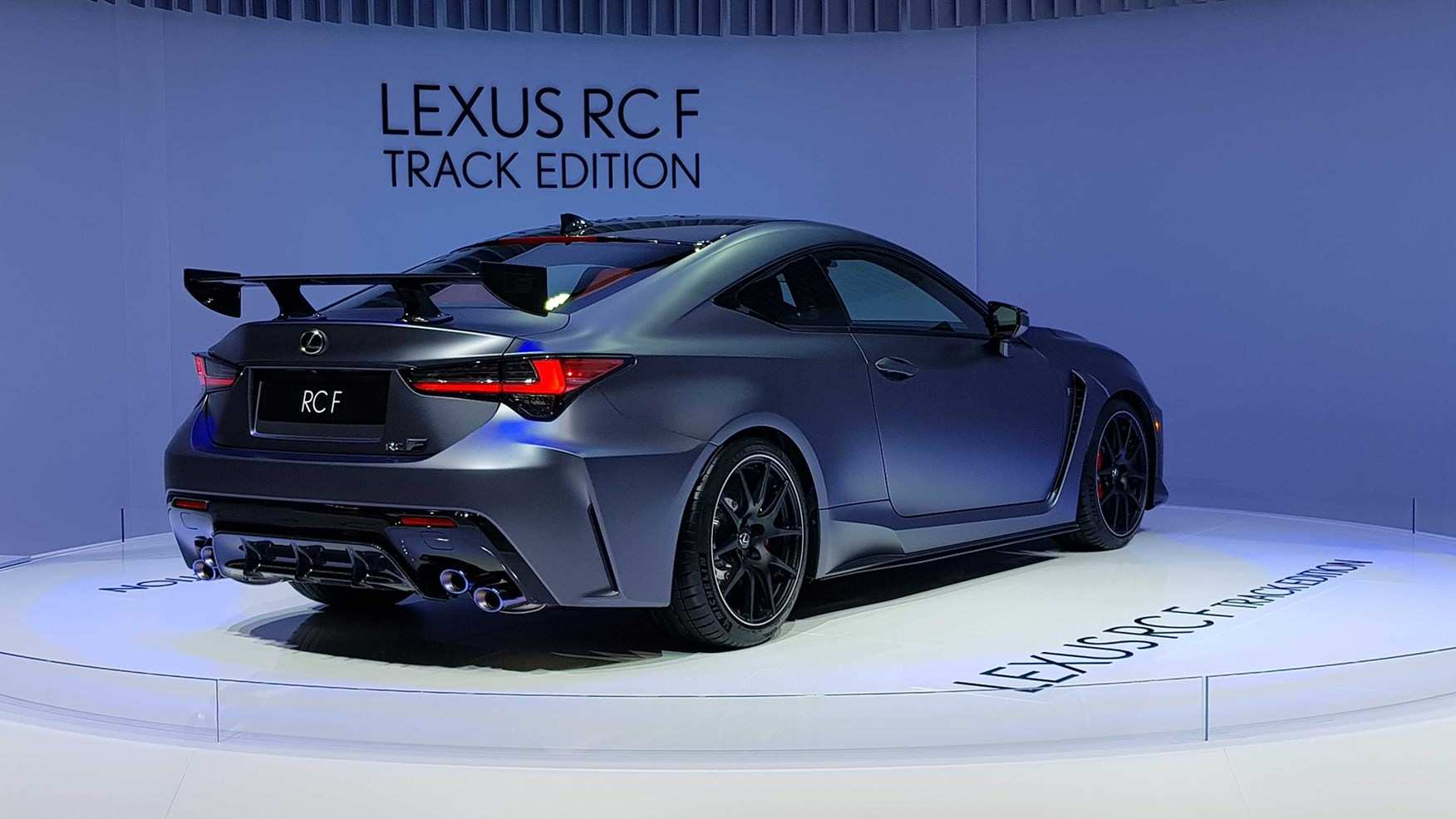 17 All New Rcf Lexus 2019 Photos