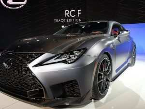 17 All New Rcf Lexus 2019 Redesign and Concept