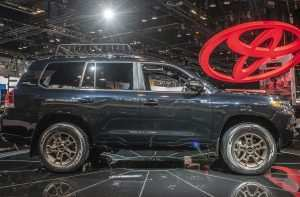 17 All New Toyota Land Cruiser 2020 Pictures