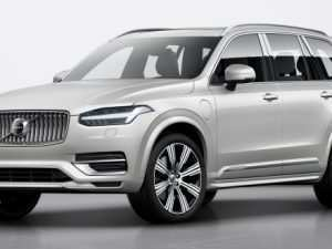 17 All New Volvo Models 2020 Engine