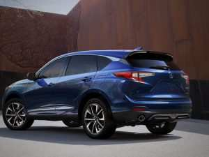 17 All New When Does The 2020 Acura Rdx Come Out Specs