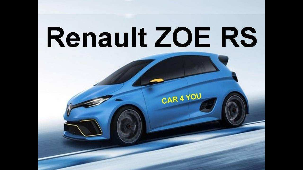 17 All New Zoe Renault 2020 Research New