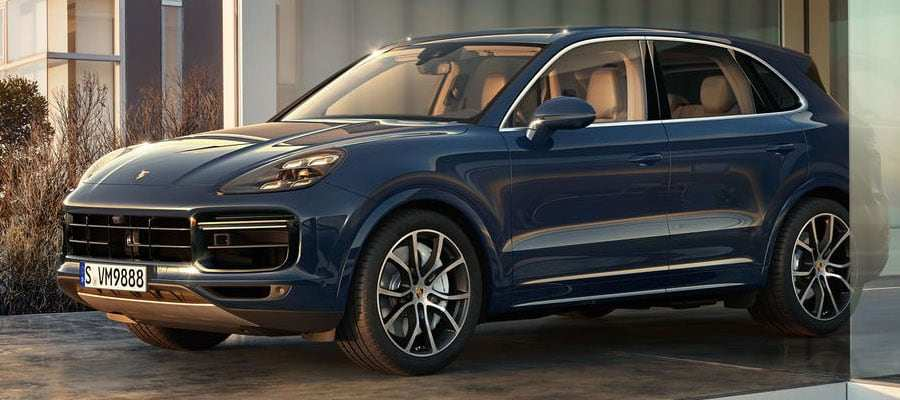 17 Best 2019 Porsche Cayenne Standard Features Exterior And Interior