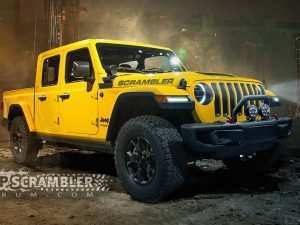 17 Best 2020 Jeep Gladiator Yellow Picture