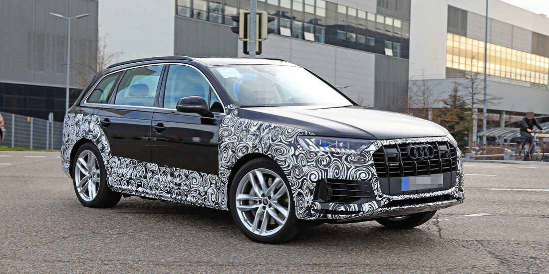 17 Best Audi Q7 2020 Interior Performance