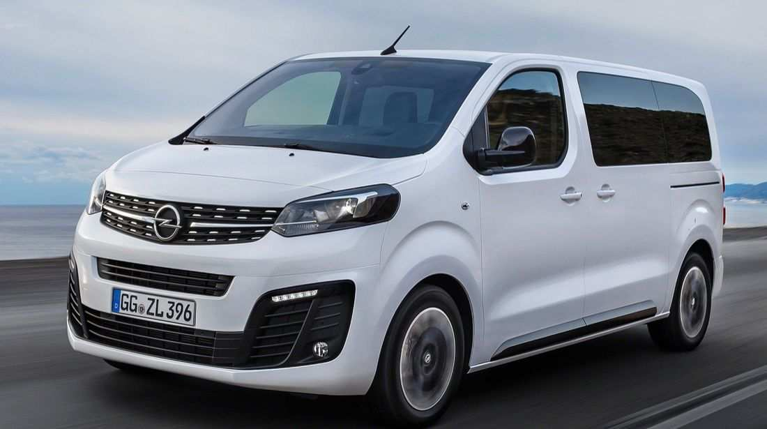 17 Best Opel Zafira Life 2020 Release Date And Concept