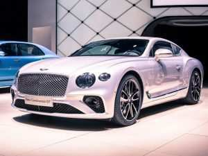 17 New 2019 Bentley Continental Gt V8 Release Date
