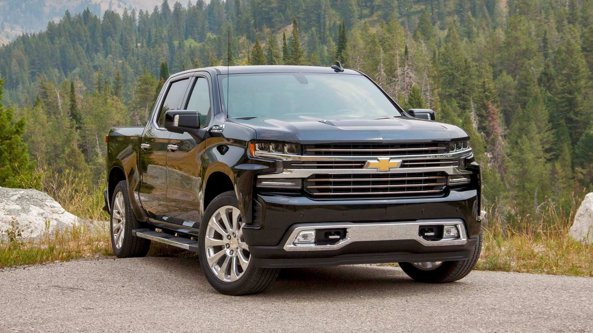 17 New 2019 Chevrolet Pickup Research New