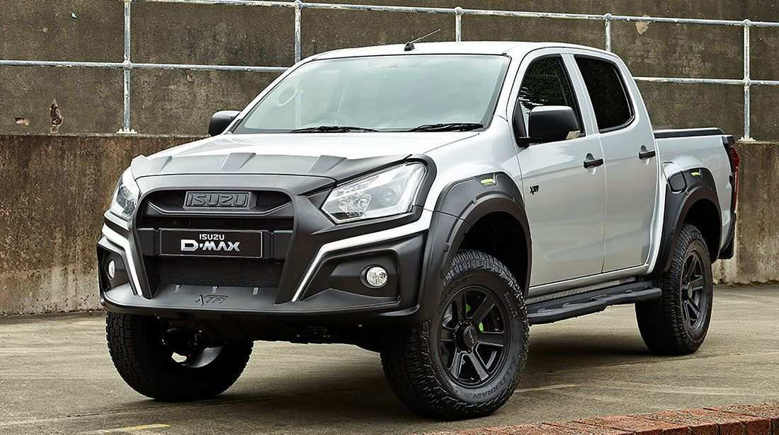 17 New 2019 Isuzu Pickup Truck Performance And New Engine
