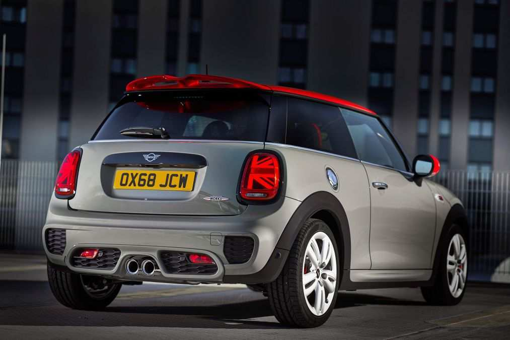 17 New 2019 Mini Jcw Review Style