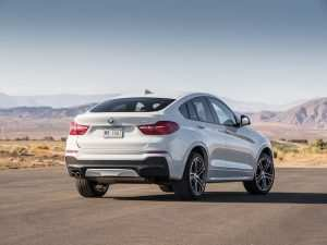 17 New 2020 Bmw X4M Spy Shoot