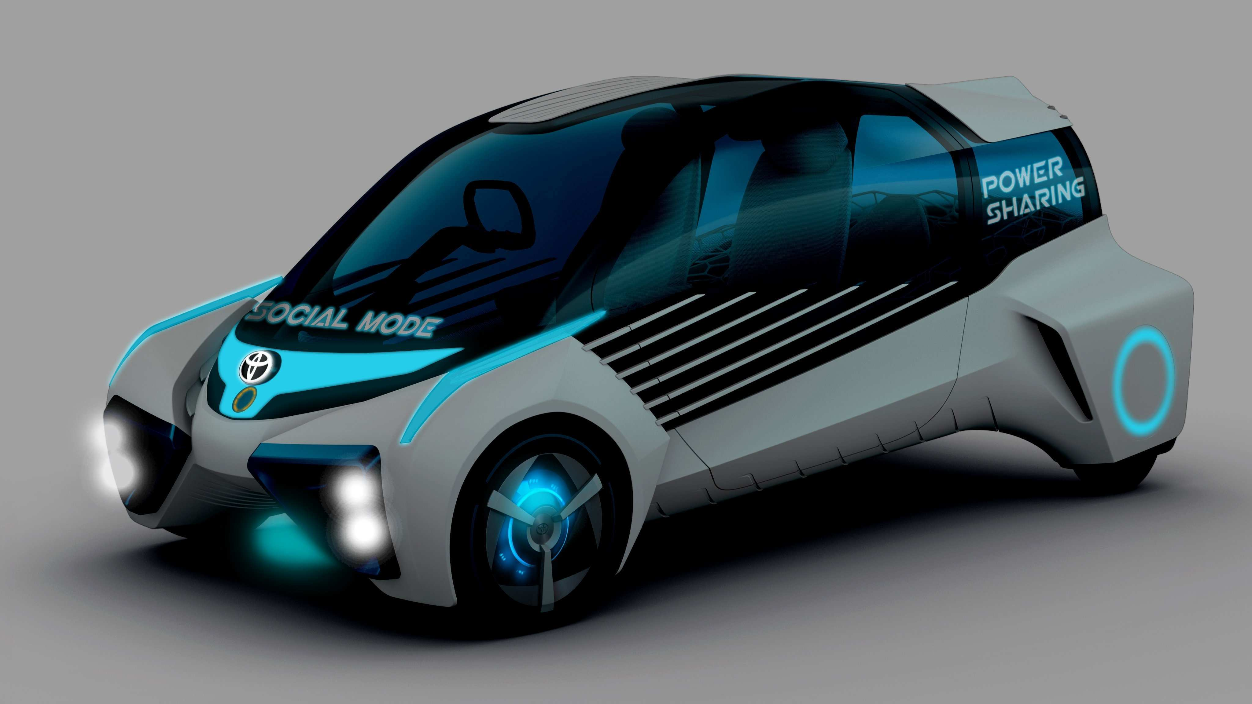 17 New 2020 Toyota Electric Car New Concept
