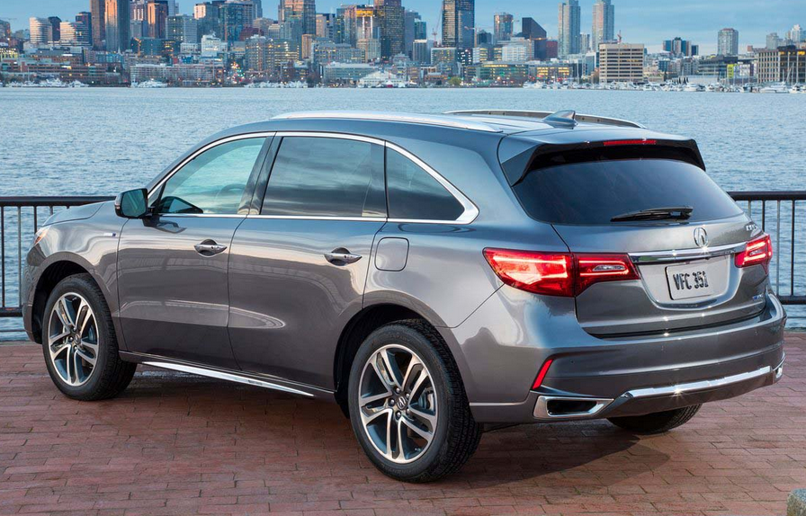 17 New Acura Mdx Changes For 2020 Exterior And Interior