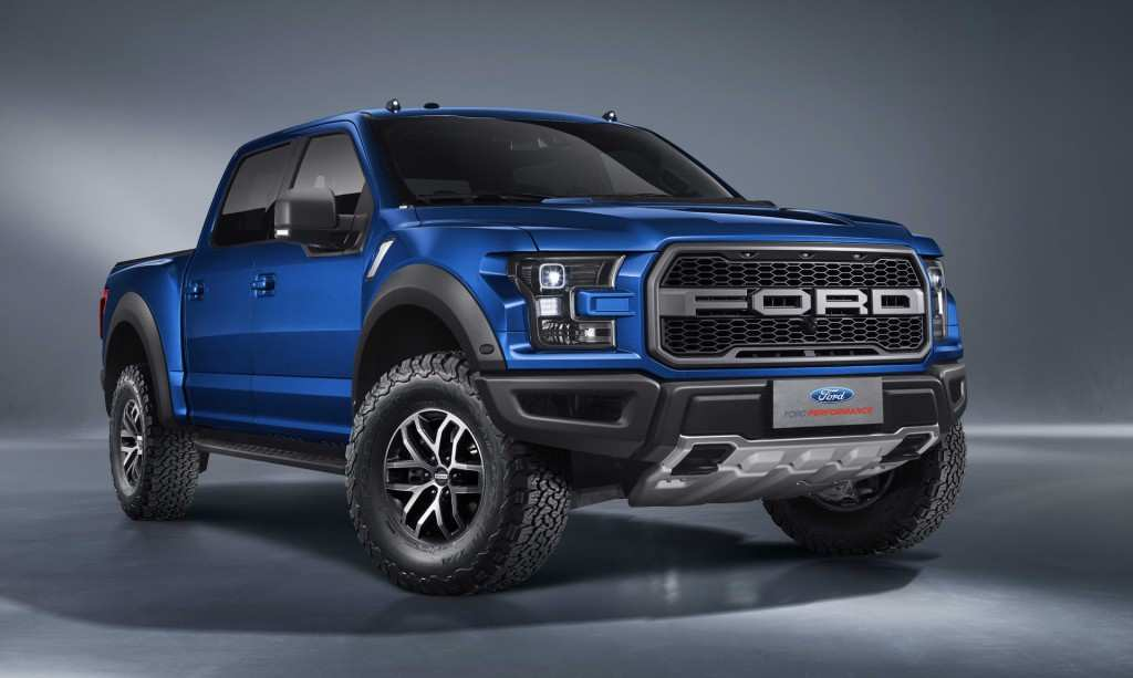 17 New Ford Raptor 2020 New Concept