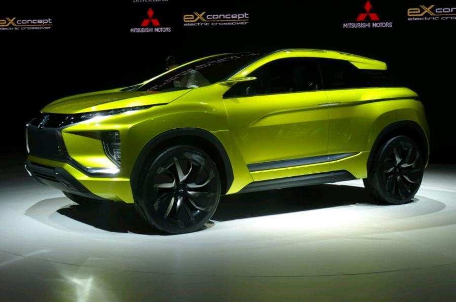 17 New Mitsubishi New Suv 2020 Pictures