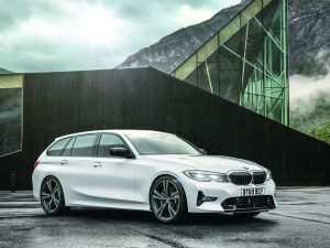 New BMW 3 Series Touring 2020