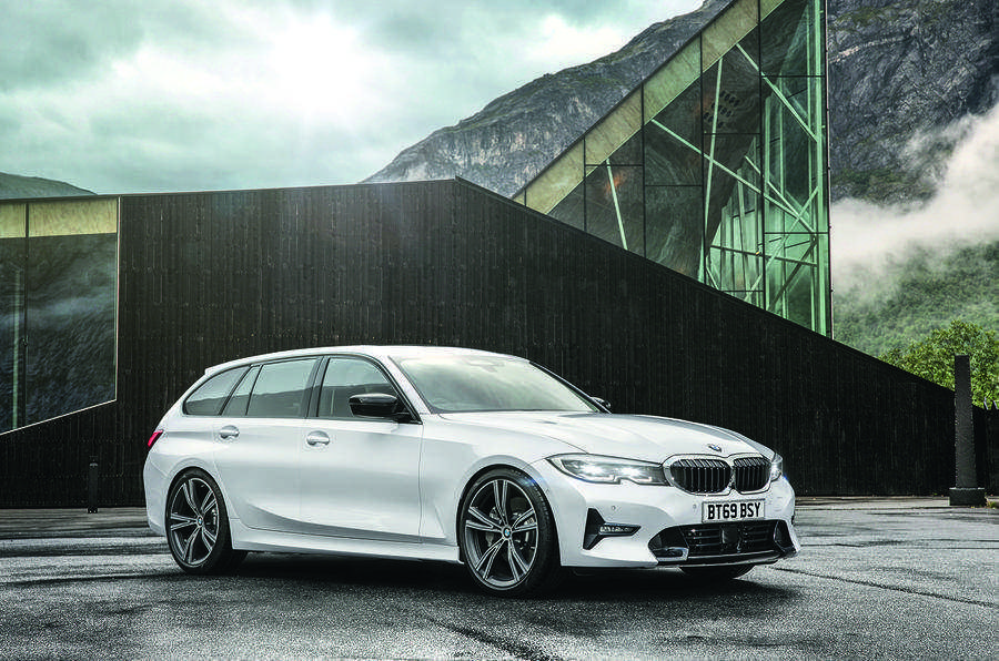 17 New New BMW 3 Series Touring 2020 Performance