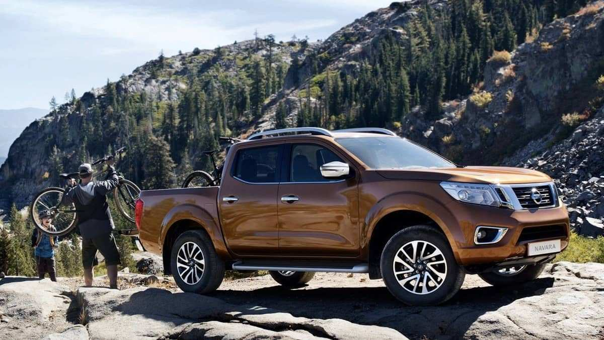 17 New Pictures Of 2020 Nissan Frontier Reviews