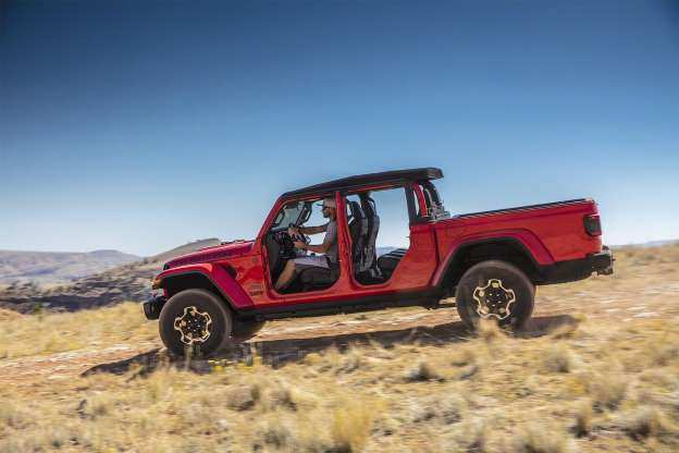 17 New When Will The 2020 Jeep Gladiator Be Available Spesification