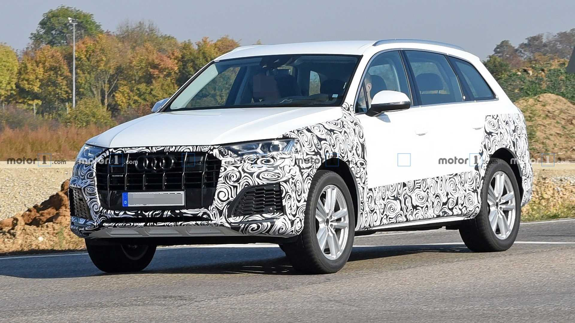 17 The 2019 Audi Q7 Facelift New Model And Performance