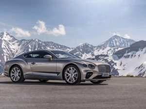 17 The 2019 Bentley Continental Gt Release Date Research New