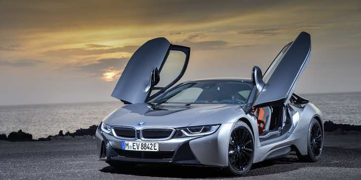 17 The 2019 Bmw Ev Engine