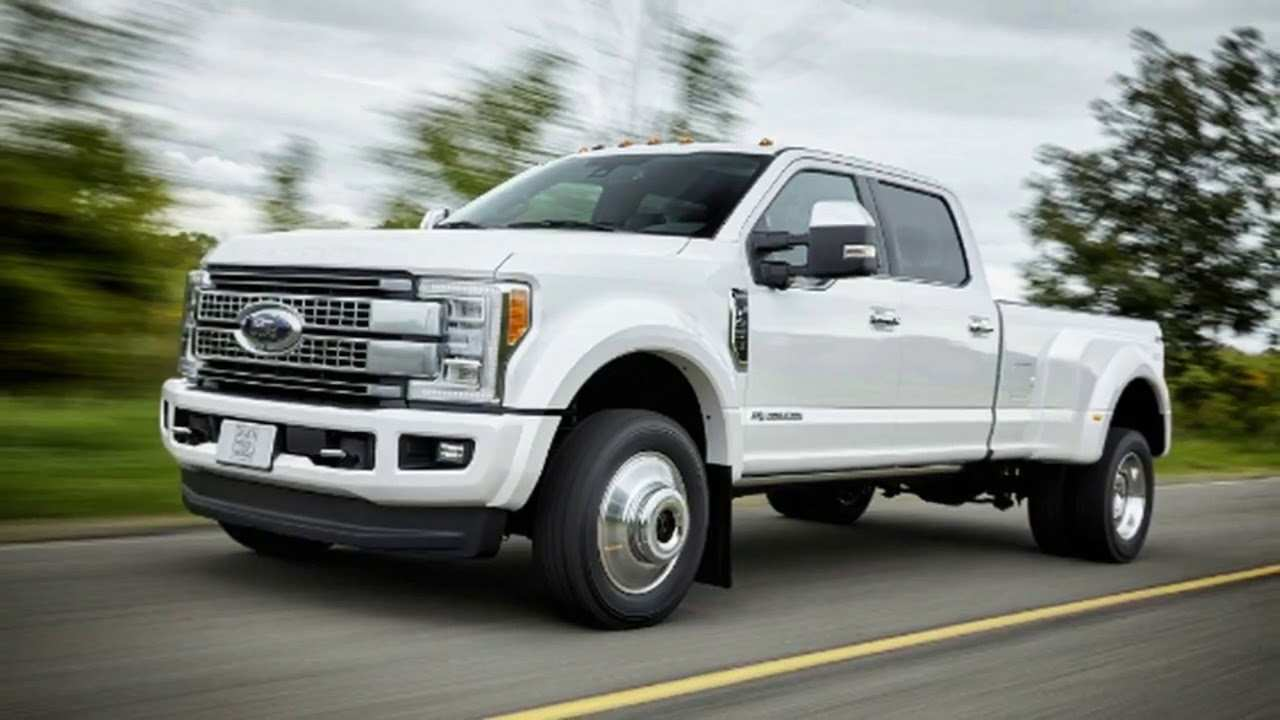 17 The 2019 Ford F 450 Pictures