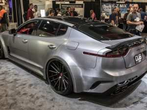 17 The 2019 Kia Gt Stinger Performance and New Engine