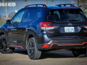 17 The 2019 Subaru Forester Sport Speed Test