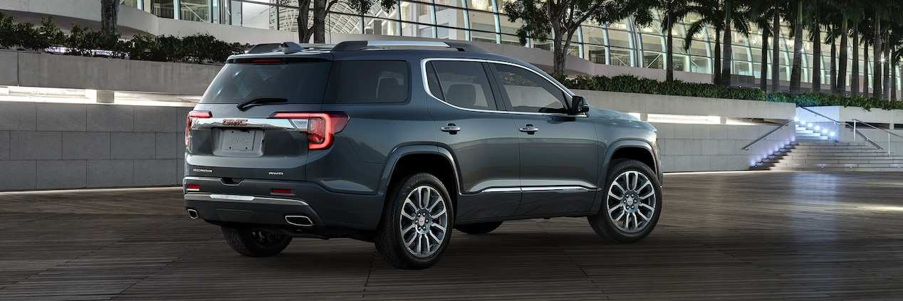 17 The 2020 Gmc Acadia Interior Concept And Review