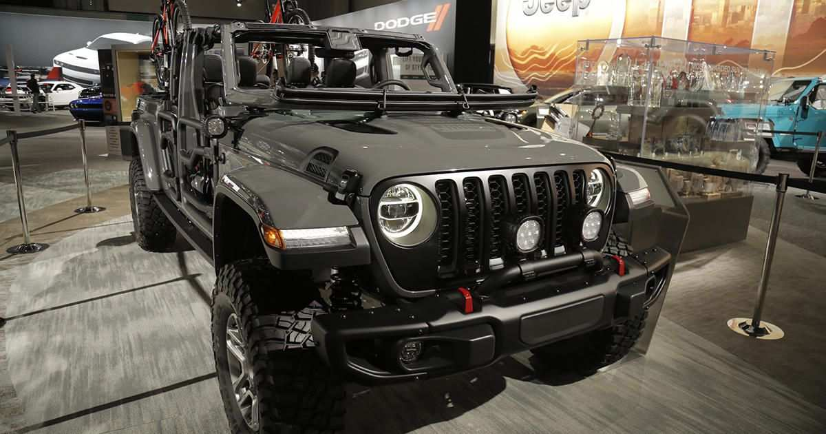 17 The 2020 Jeep Gladiator Mopar Accessories Price And Review
