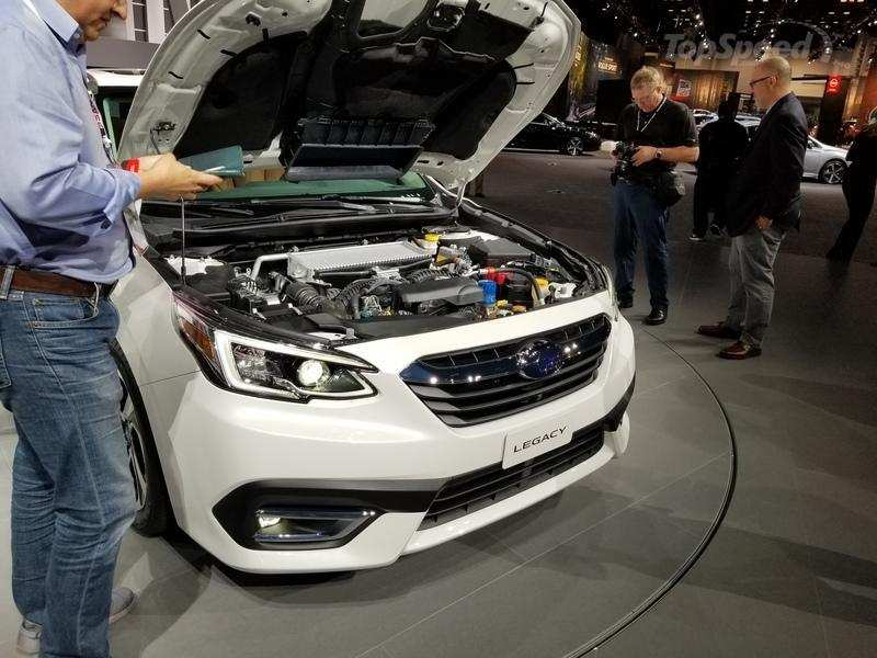 17 The 2020 Subaru Legacy Engine New Model And Performance