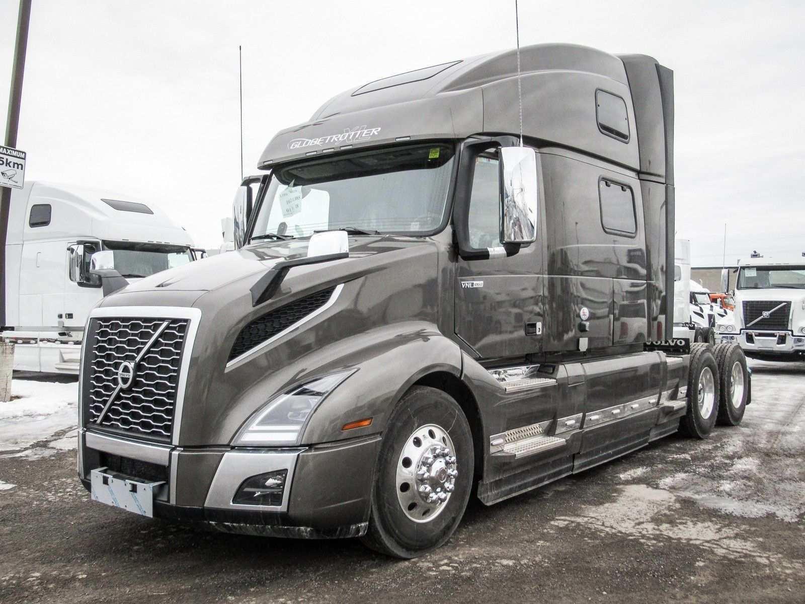 17 The 2020 Volvo Vnl 860 Globetrotter New Model And Performance