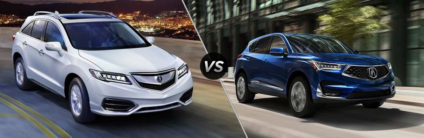 17 The Acura Rdx 2019 Vs 2020 Redesign And Review