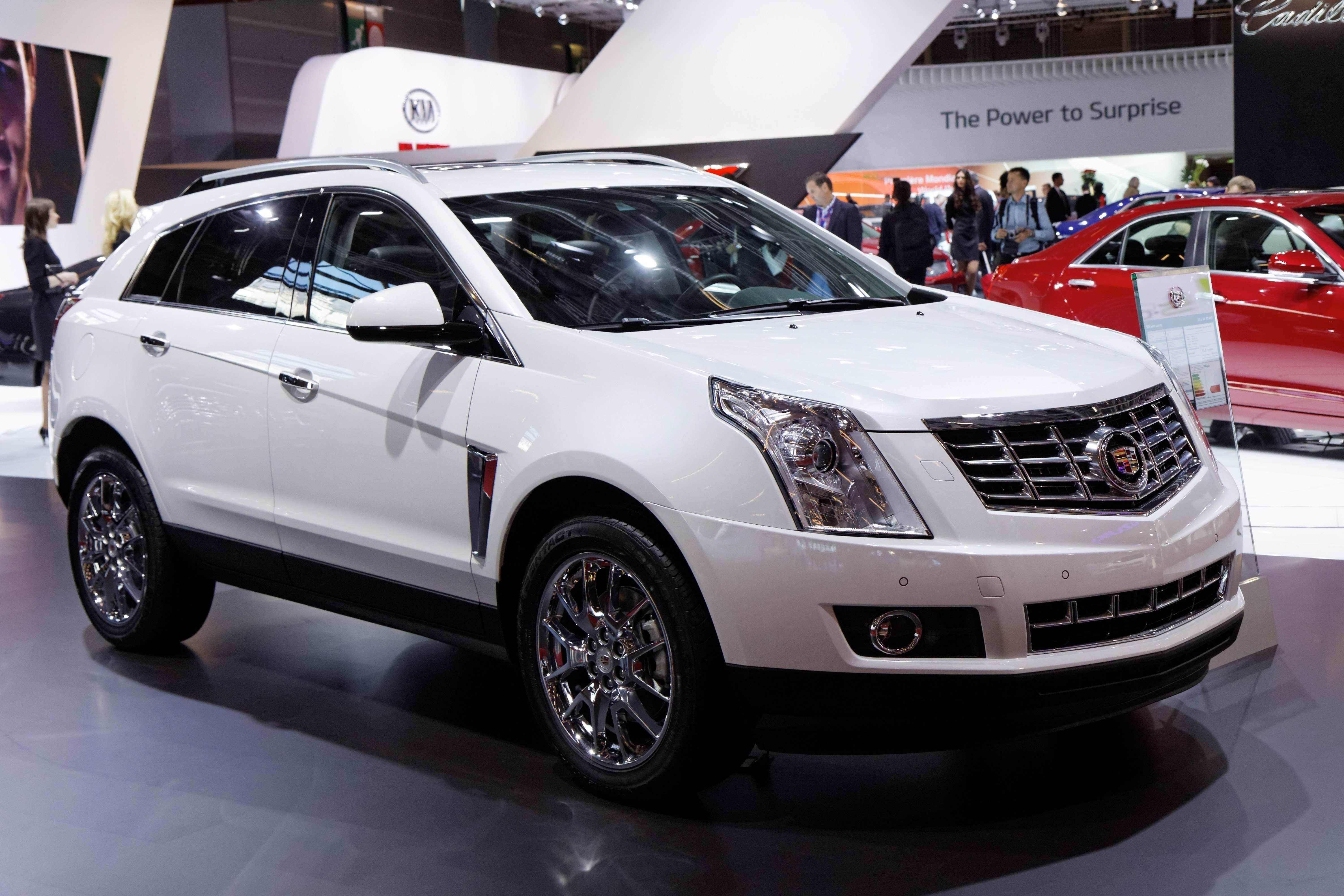 17 The Best 2019 Cadillac Srx Price Concept