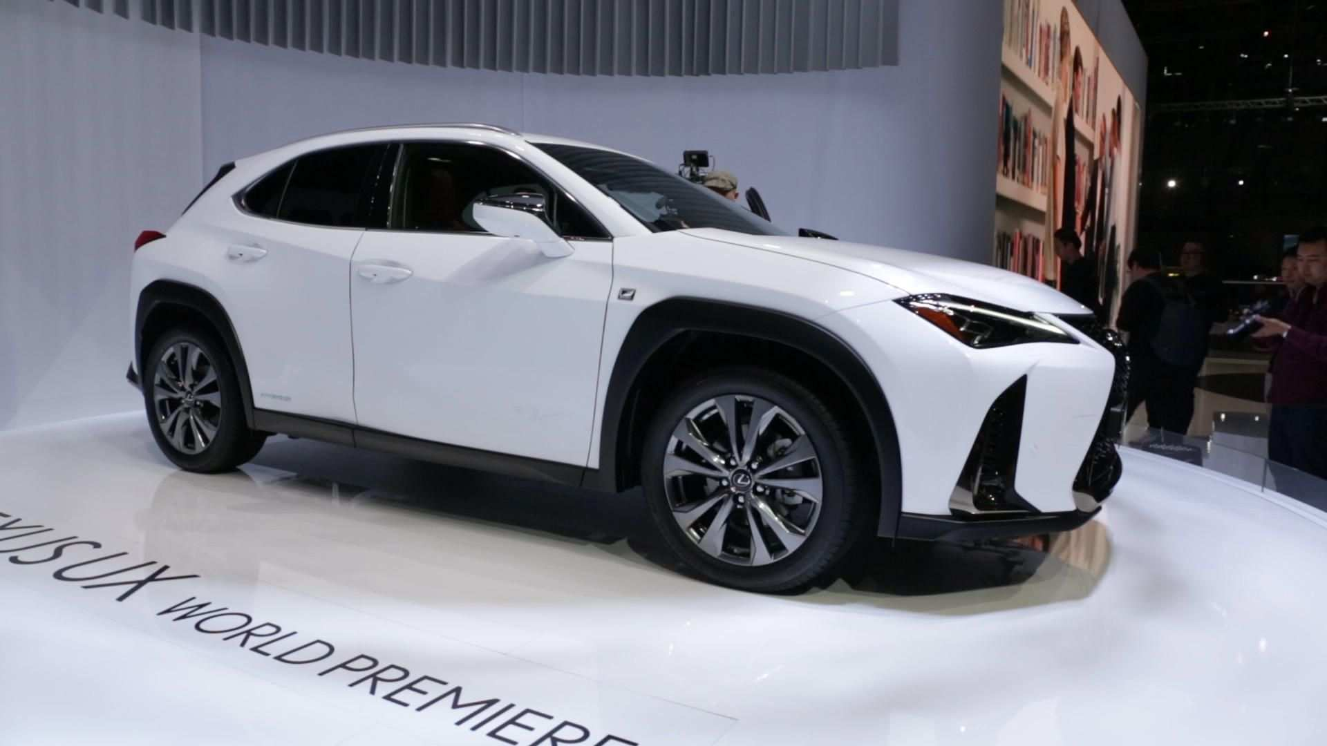 17 The Best 2019 Lexus Ux Release Date Prices