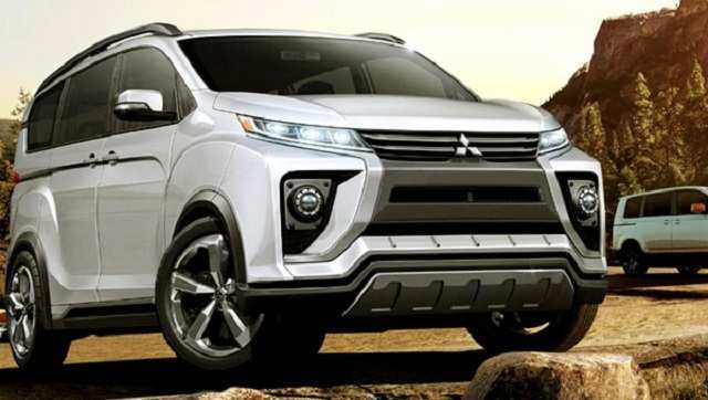 17 The Best 2019 Mitsubishi Delica Concept And Review