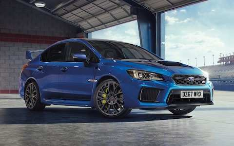 17 The Best 2019 Subaru Hatchback Sti Images