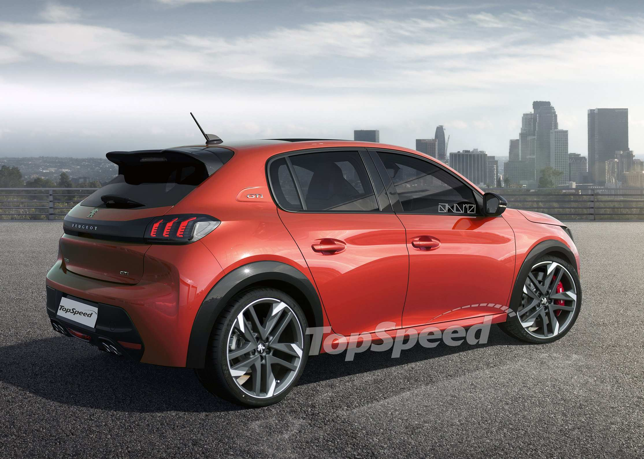 17 The Best 2020 Peugeot 208 Redesign And Concept