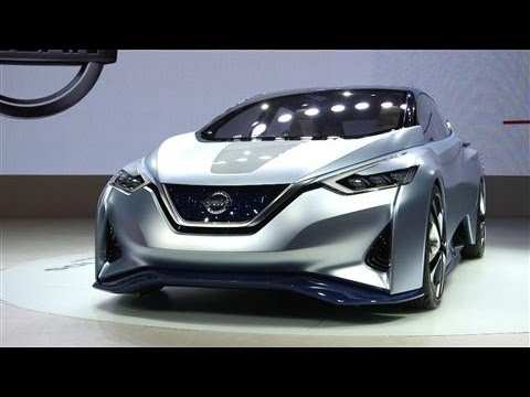 17 The Best Nissan Autonomous Car 2020 Review