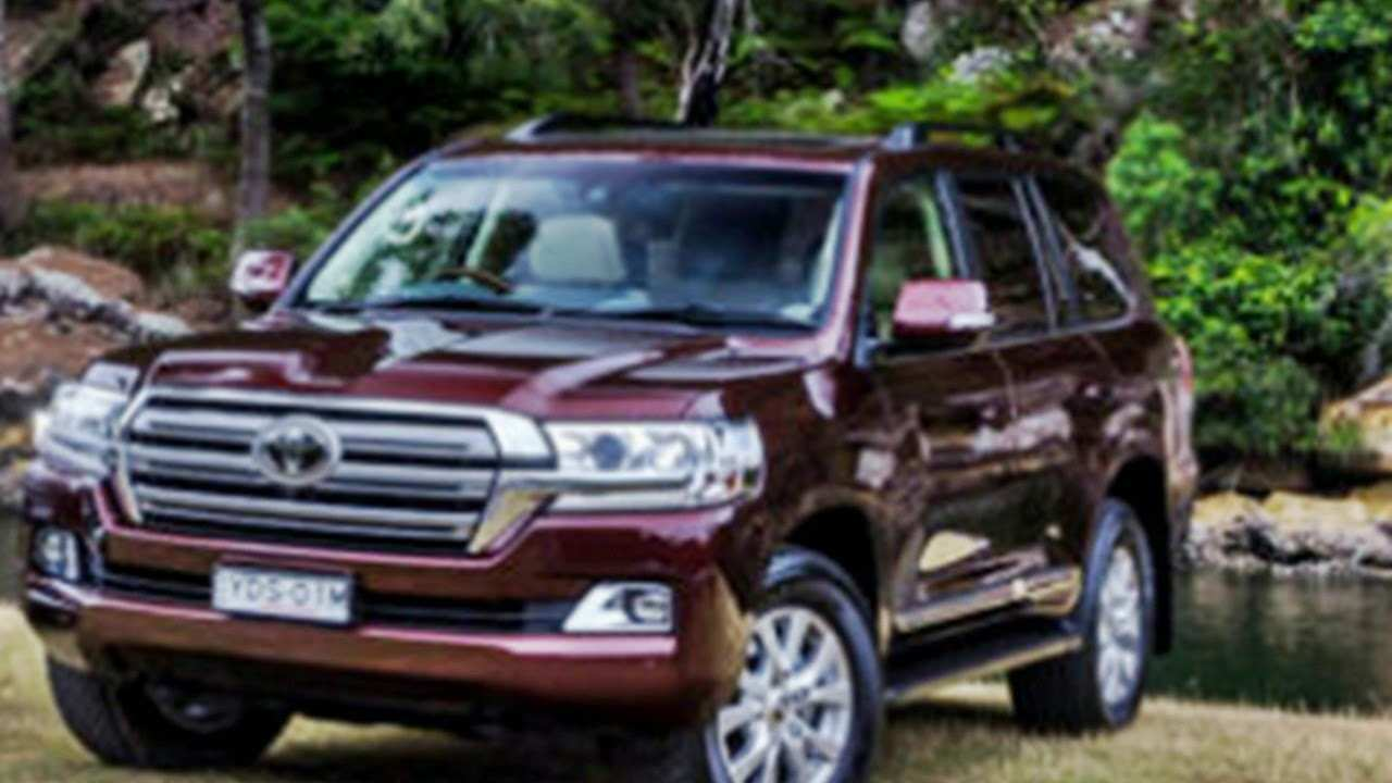 17 The Best Toyota Land Cruiser V8 2019 Price Design And Review