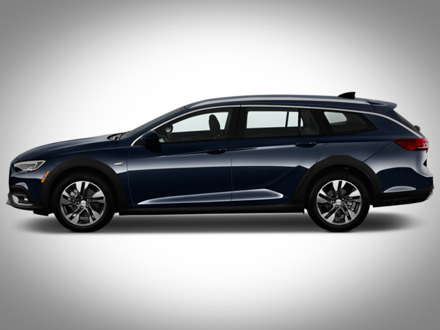 17 The Buick Tourx 2020 Pricing
