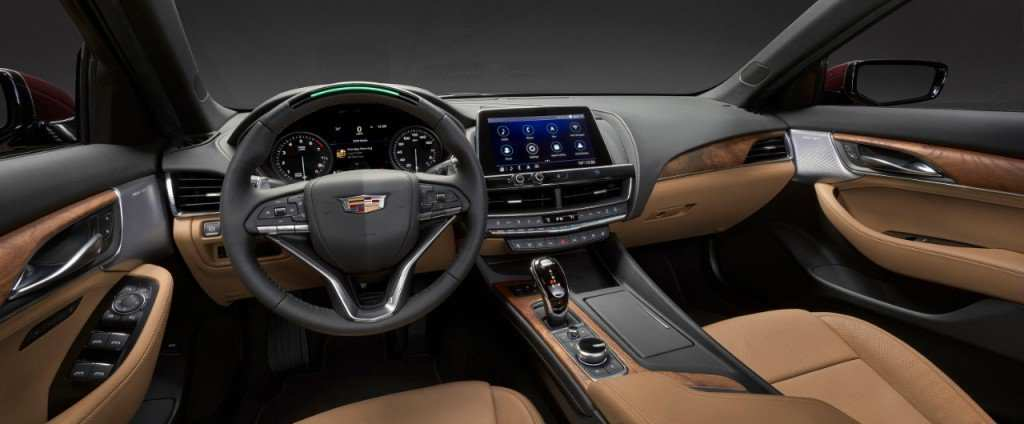 17 The Cadillac Ct5 To Get Super Cruise In 2020 Interior