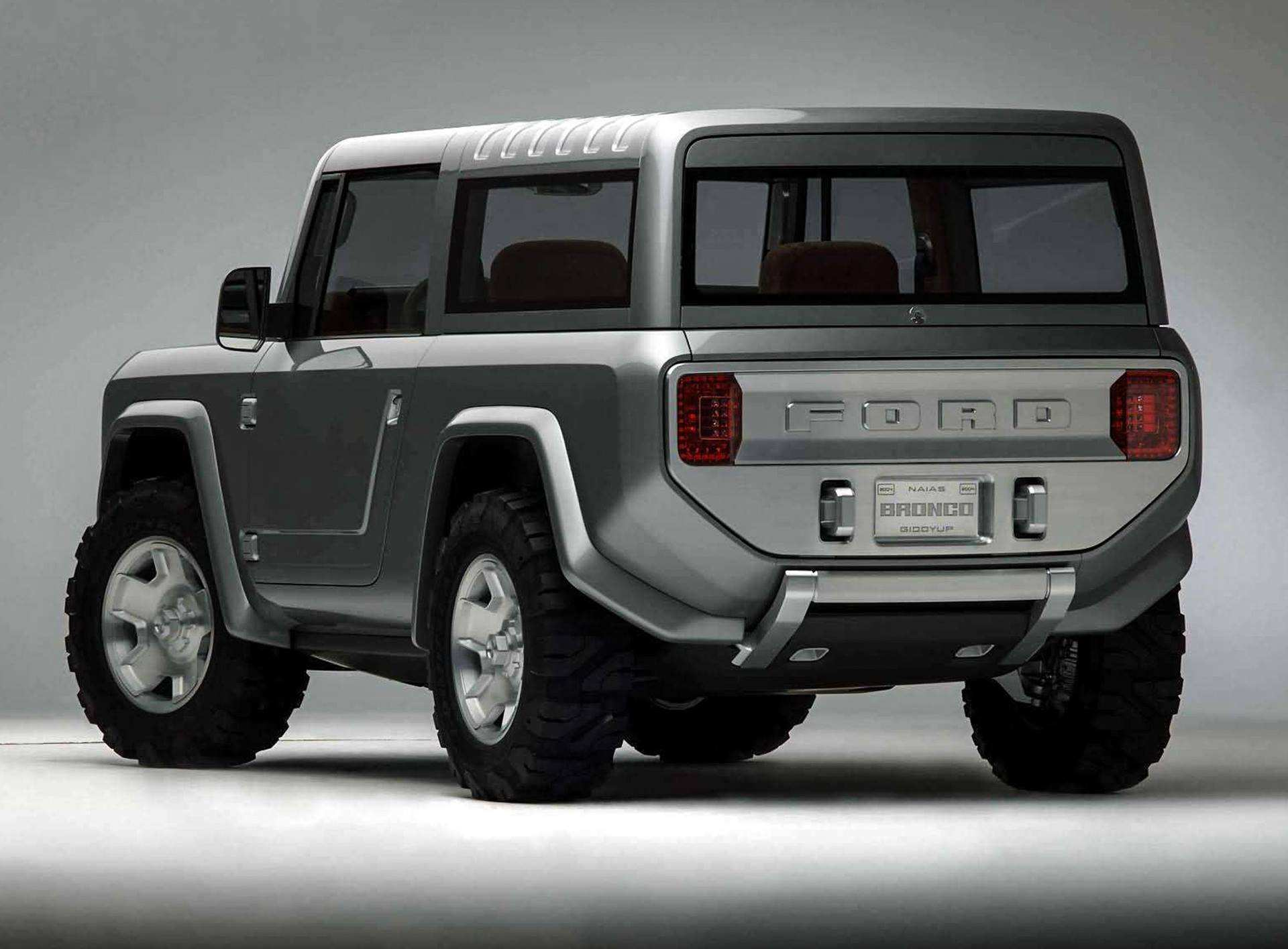 17 The Dwayne Johnson Ford Bronco 2020 Pricing