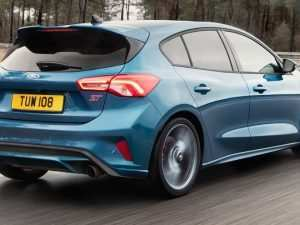 17 The Ford Focus St 2020 Pictures