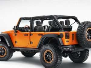 Jeep Wrangler 2020 Price