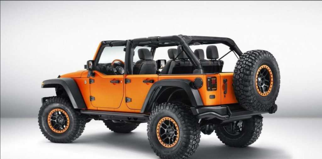 17 The Jeep Wrangler 2020 Price Picture